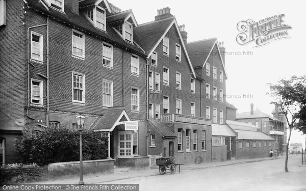 Photo of Westgate On Sea, St Mildred's Hotel 1907