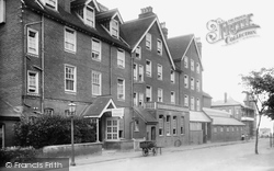 Westgate On Sea, St Mildred's Hotel 1907