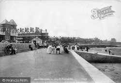 Westgate On Sea, St Mildreds Bay 1907