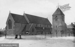 St Saviour's Parish Church 1889, Westgate On Sea