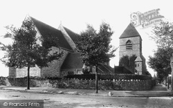 Westgate On Sea, St Saviour's Parish Church 1897