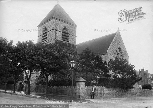 Photo of Westgate On Sea, St Saviour's Parish Church 1907