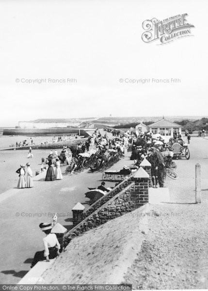 Photo of Westgate On Sea, The Esplanade 1907