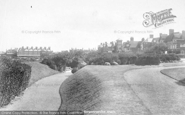 Photo of Westgate On Sea, The Esplanade Gardens 1899