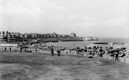 Westgate on Sea, the Putting Green, St Mildred's Bay c1955