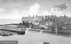 The Rowena Court Hotel c.1955, Westgate On Sea