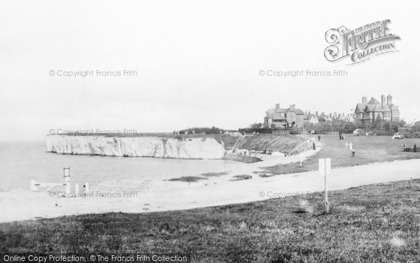 Photo of Westgate On Sea, West Bay 1897