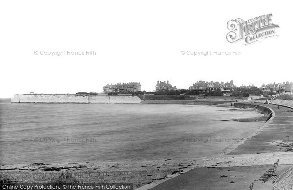 Photo of Westgate On Sea, West Bay 1899