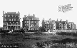 Westgate On Sea, West Cliff Hotel 1890