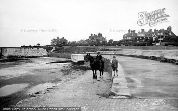 Westgate-On-Sea, Westgate Bay 1907