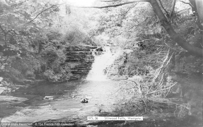 Photo of Westgate, Slitwood Falls c.1960