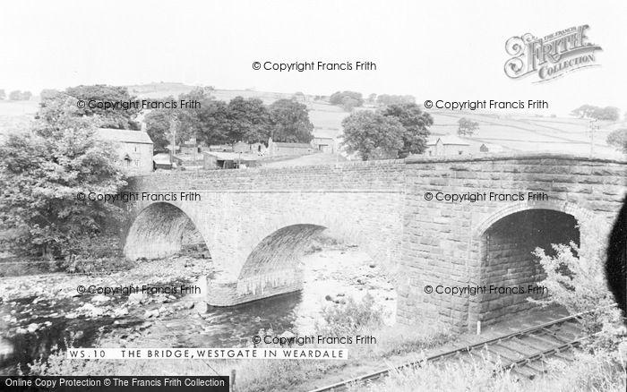 Photo of Westgate, The Bridge c.1955