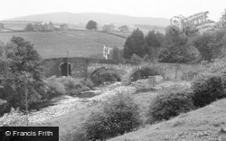 The Bridge c.1955, Westgate