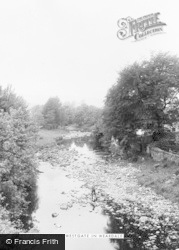 Westgate, The River c.1955
