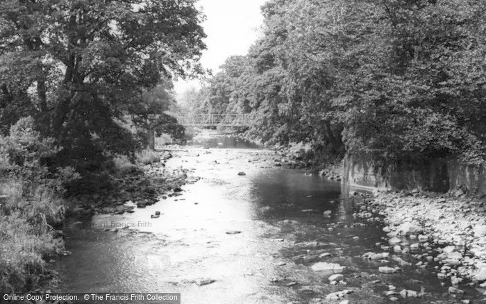 Photo of Westgate, The River c.1960