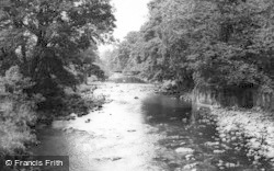 Westgate, The River c.1960