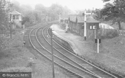 Westgate, The Station c.1955