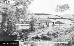 Westgate, The Stepping Stones c.1955