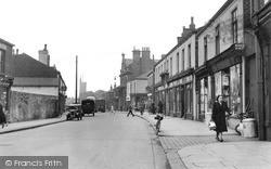 Westhoughton, Market Street 1950