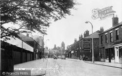 Westhoughton, Market Street c.1955