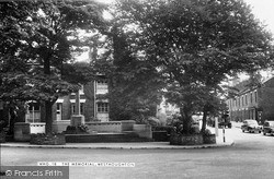 Westhoughton, The Memorial c.1955