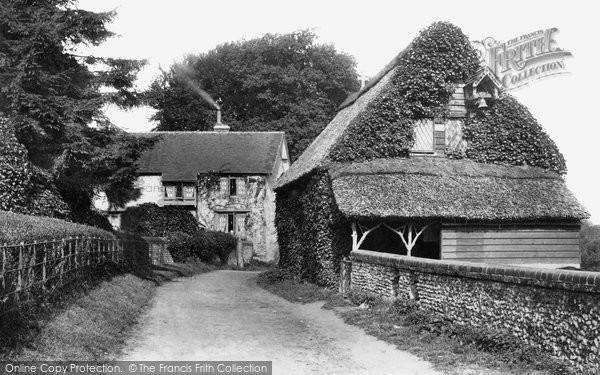 West Humble, St Michael's Chapel 1904