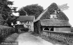 Westhumble, St Michael's Chapel 1904