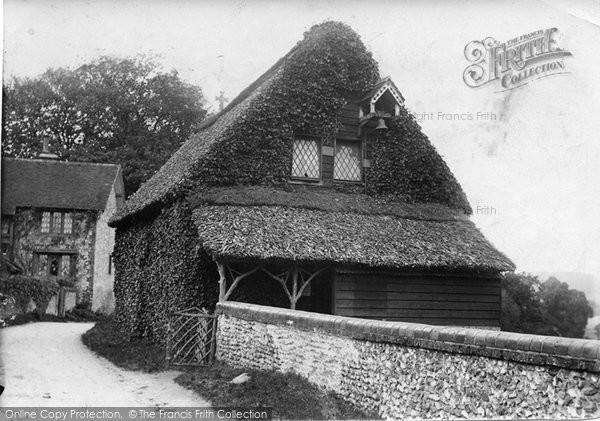 Photo of Westhumble, St Michael's Church Barn 1906