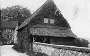 West Humble, St Michael's Church Barn 1906