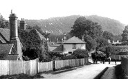 West Humble, the Village 1906