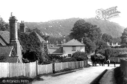Westhumble, The Village 1906