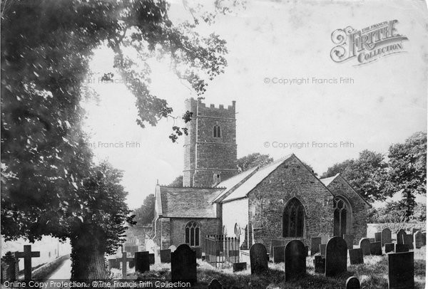Photo of Westleigh, St Peter's Church 1890