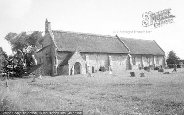 Photo of Westleton, St Peter's Church c.1965