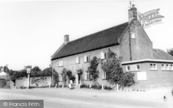The Crown Inn c.1965, Westleton