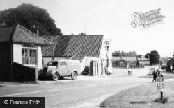 The Garage c.1965, Westleton