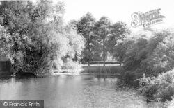 The Pond c.1965, Westleton