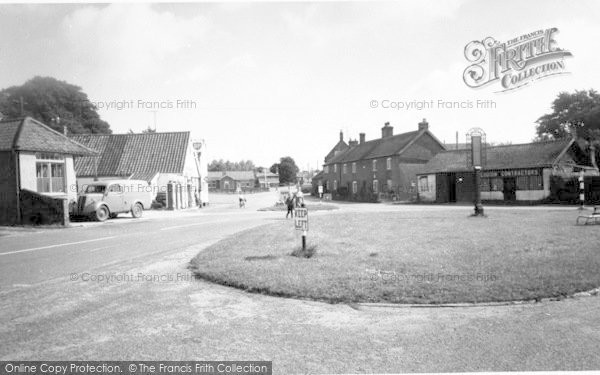 Photo of Westleton, The Village c.1965