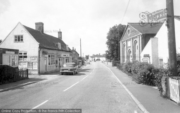 Photo of Westleton, The Village c.1965