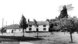 The Village Green And Pump c.1965, Westleton