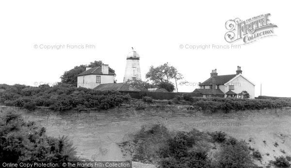 Westleton,the Mill c1950,Suffolk