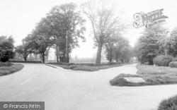 The Crossroads c.1955, Westmancote