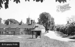 The Village c.1955, Westmill