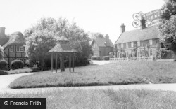 The Village c.1960, Westmill