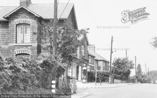 Photo of Weston Coyney, Post Office 1940