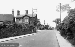 The Cross Roads 1940, Weston Coyney