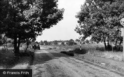 Weston Green, The Common c.1955