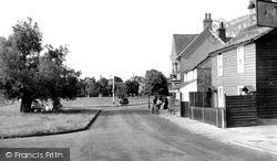 Weston Green, Village c.1955