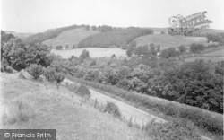Weston Rhyn, Ceirog Valley c.1950