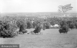 Weston Rhyn, General View c.1950