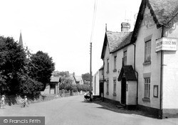Weston Rhyn, The Lodge Inn c.1950